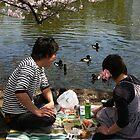 Spring Picnic Tokyo by HPJapan