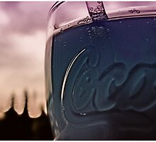 [ blue COKE‎ ] by MelAncholyPhoto