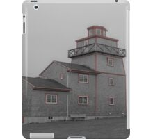 Fort Point Lighthouse  iPad Case/Skin