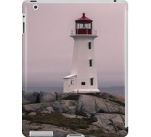 Peggy's Cove Lighthouse  iPad Case/Skin