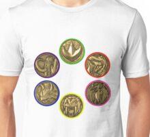 Power Coins Unisex T-Shirt
