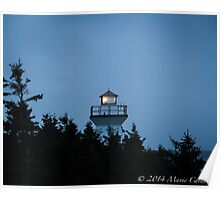 Medway Head Lighthouse  Poster