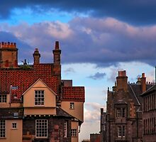 Edinburgh Fairytale  by JennyRainbow