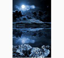 Night sky over dovestones Unisex T-Shirt
