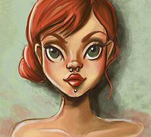 Pixie by Isobel Von Finklestein
