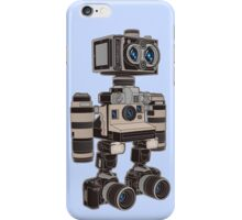 Camera Bot 6000 iPhone Case/Skin