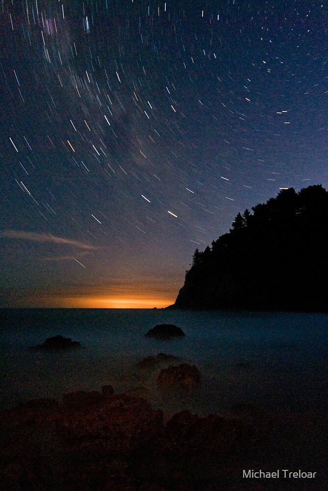 Onemana Stars by Michael Treloar