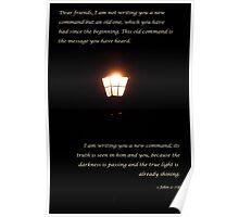 the true light Poster