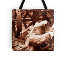 At Trail's End Tote Bag