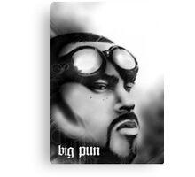 Big Pun Canvas Print