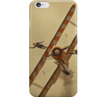 Brietling wing walkers iPhone Case/Skin