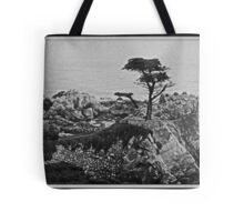 Cypress Point Tote Bag