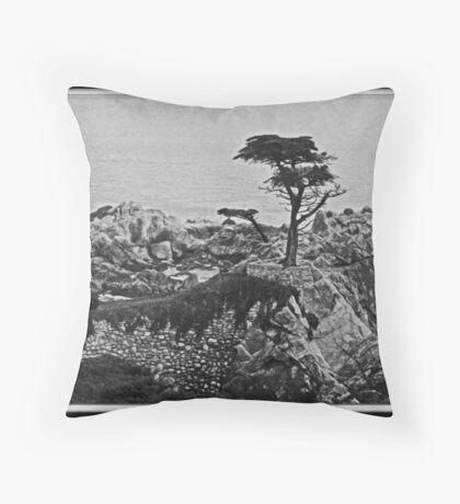 Cypress Point Throw Pillow