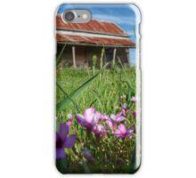 Rural peace iPhone Case/Skin