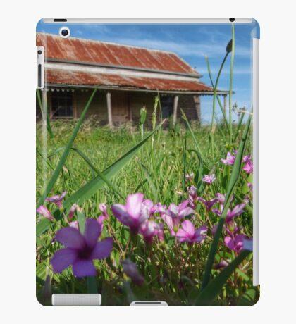 Rural peace iPad Case/Skin