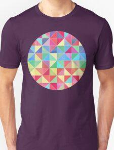 Rainbow Prisms Unisex T-Shirt