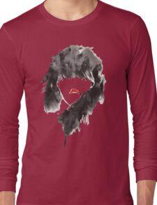ink girl 1 Long Sleeve T-Shirt