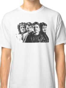 The Many Faces of Nathan Fillion Classic T-Shirt