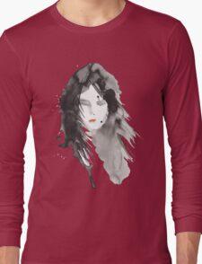 ink girl 2 Long Sleeve T-Shirt
