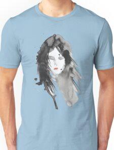 ink girl 2 Unisex T-Shirt