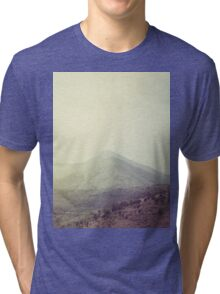 Mountains in the background III Tri-blend T-Shirt