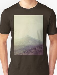 Mountains in the background III T-Shirt