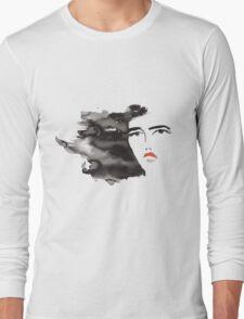 ink girl 3 Long Sleeve T-Shirt
