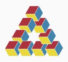 Geometric Illusion Kids Clothes
