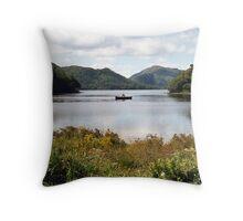 Muckross Lake 2 Throw Pillow