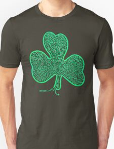 A-MAZe-thING Shamrock (read rules) T-Shirt