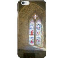 Another Church Window Closer To Death.....!!!! iPhone Case/Skin