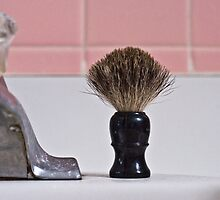 The shaving brush by anaelyd
