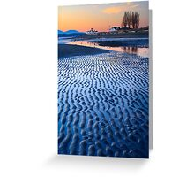 Discovery Low Tide Greeting Card