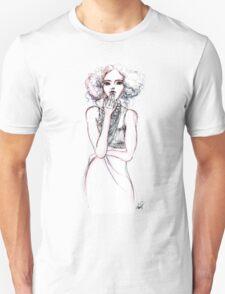 Fashion Illustration 1 T-Shirt