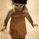 the feel of the sand by Angel Warda