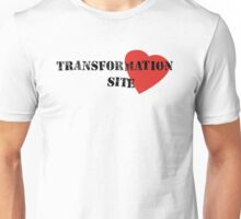 transformation site Unisex T-Shirt