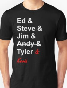 Barenaked Ladies - All the Band Members! T-Shirt