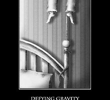 Defying Gravity by slexii