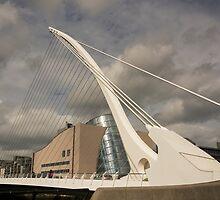 Samuel Beckett Bridge by Glaspark