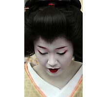 Geiko Katsuya Photographic Print