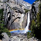 Yosemite Rainbow by Victoria  Medina