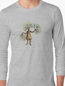 still growing  Long Sleeve T-Shirt