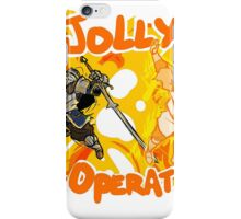 Jolly Cooperation! iPhone Case/Skin