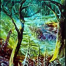 Ancient Forest by Barry Moulton