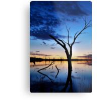 Lake Fyans, Blue Lagoon Metal Print