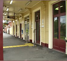 Williamstown Railway Station No.1. by EdsMum