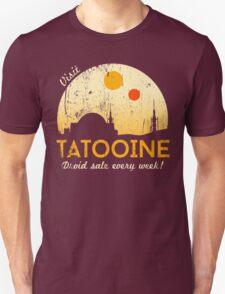 Visit Tatooine T-Shirt