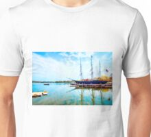 Picturesque Morning Unisex T-Shirt