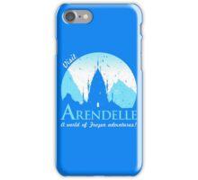 Visit Arendelle iPhone Case/Skin