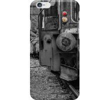 Old locomotive iPhone Case/Skin